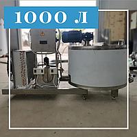 Охладитель молока вертикальный 1000 литров