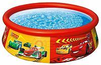 """Надувной бассейн детский """"Тачки"""" 183х51 см, 880 л, возраст 6+ Код 51041"""