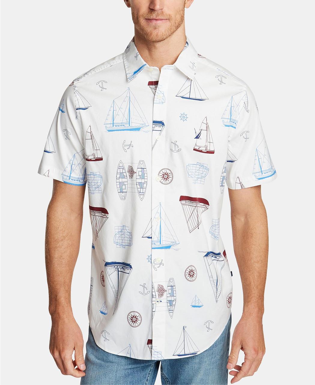 Nautica Мужская рубашка - Е2