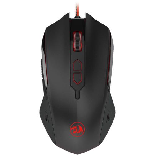 Мышь проводная игровая Redragon Inquisitor 2 (черный) USB,  77636