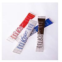 Сахар белый, стик в упаковке, 1,7х10см, 2000шт/уп