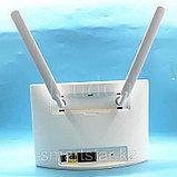 4G роутер (модем) LTE 300 Мбит/с CPE WIFI работает на любой сим карте, фото 4