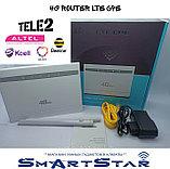 4G роутер (модем) LTE 300 Мбит/с CPE WIFI работает на любой сим карте, фото 7
