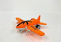 Самолетик мини пластик 4см
