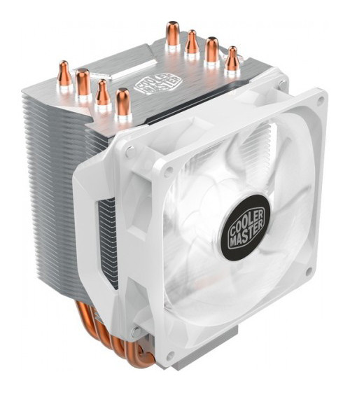 Вентилятор для CPU CoolerMaster Hyper H410R WHITE 600-2000RPM 29.dBA