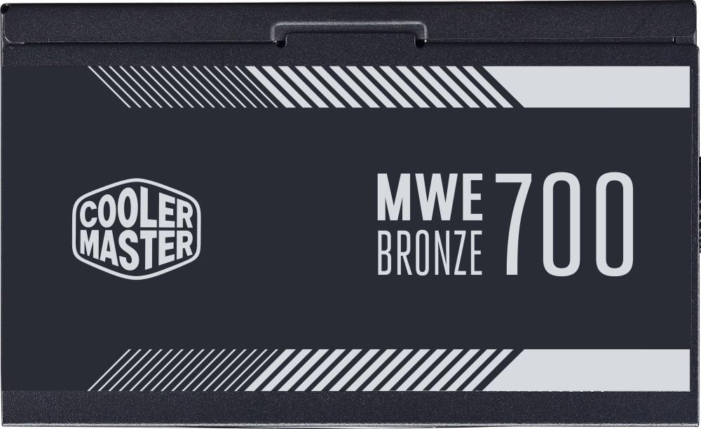 Блок питания CoolerMaster V2 BRONZE 700W  80PLUS Bronze Вентилятор 12 см.MPE-7001-ACAAB-EU