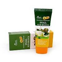 Солнцезащитный крем Ekel Snail Sun Block