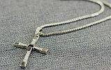 """Крест на цепочке """"Крест Доминика Торетто"""", фото 7"""