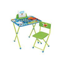 НИКА Набор мебели стол+стул МиМиМишки c игрой от 3 до 7 лет