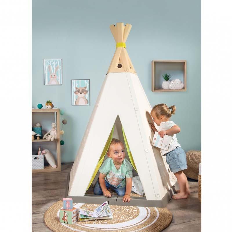 Вигвам - детский игровой домик, палатка Smoby 811000 ,Франция