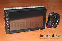 Автомагнитола Bos-Mini 7631, 2DIN, USB, AUX, MP3, Bluetooth, камера в подарок, фото 1