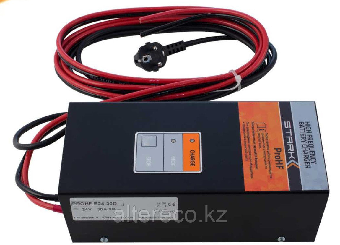 Зарядное устройство STARK ProHF E 24-20 (24В, 20А)