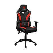 Игровое компьютерное кресло ThunderX3 TC3-Ember Red, фото 3