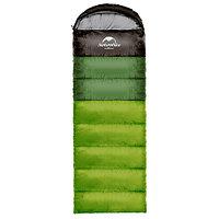 Спальный мешок Naturehike U250 190 green р-р R