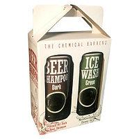 Подарочный набор Chemical Barbers Beer Shampoo Gift Set Argan 2х440 мл