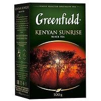 Черный чай Greenfield Kenyan Sunrise, 100 гр