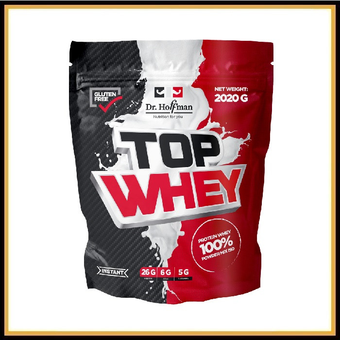 Dr.Hoffman Top Whey 2020g Ваниль