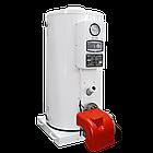 Котёл газовый Cronos BB-535 (58 кВт) для отопления и ГВС в комплекте с горелкой газовой (Южная Корея), фото 2
