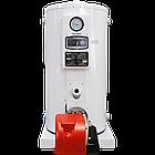 Котёл газовый Cronos BB-535 (58 кВт) для отопления и ГВС в комплекте с горелкой газовой (Южная Корея), фото 3