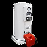 Котёл Cronos BB-535 для отопления и ГВС на жидком топливе в комплекте с горелкой (Южная Корея)