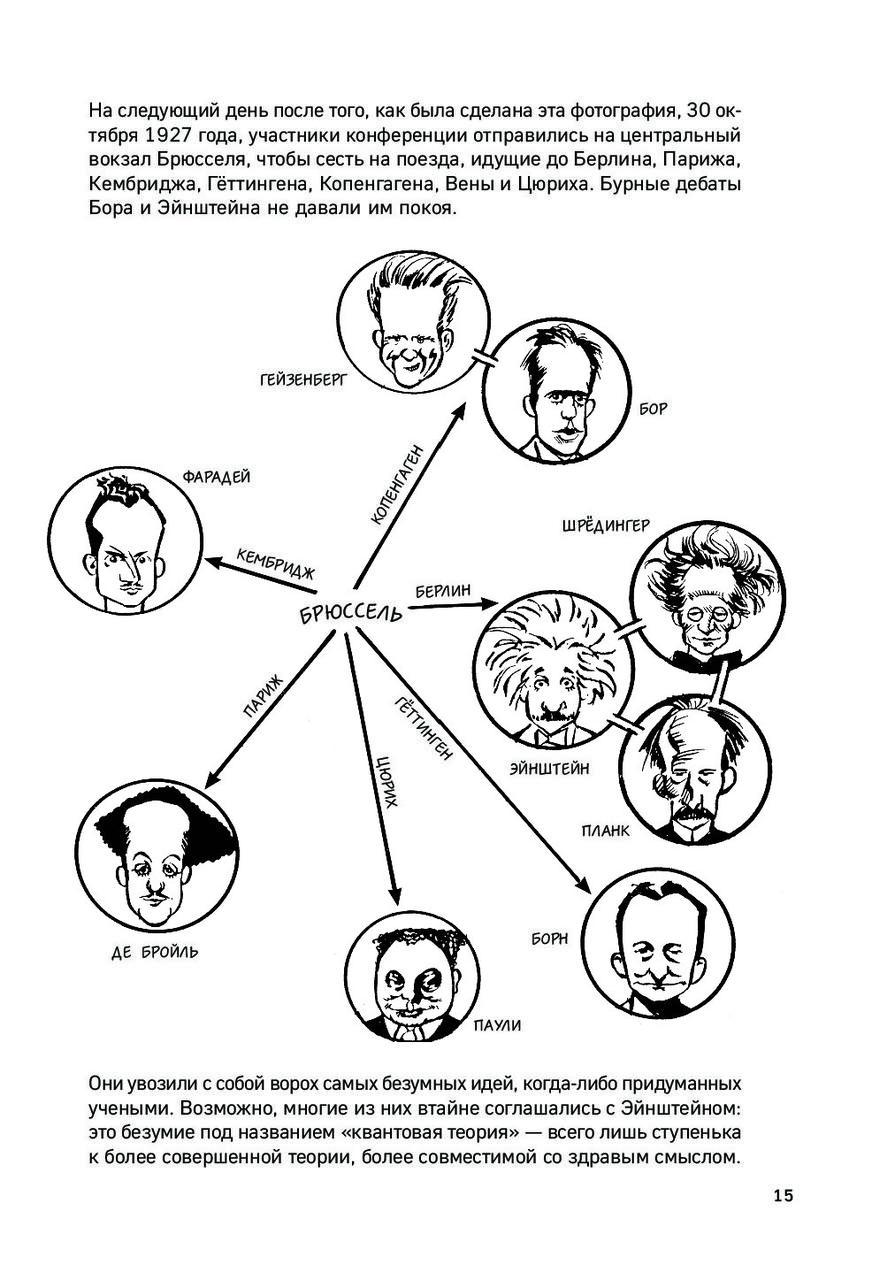Квантовая теория в комиксах - фото 5