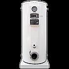 Котёл газовый Cronos BB-735 (81кВт) для отопления и ГВС в комплекте с газовой горелкой (Южная Корея), фото 2