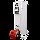 Котёл газовый Cronos BB-735 (81кВт) для отопления и ГВС в комплекте с газовой горелкой (Южная Корея), фото 6