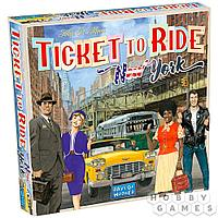 Ticket to Ride Express:New York City1960