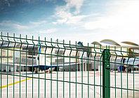 Ограждения аэропортов, вертолетных площадок