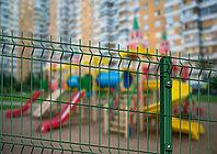 Ограждения многоквартирного дома