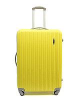 Пластиковый чемодан размер S