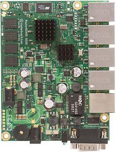 Плата MikroTik RB850Gx2