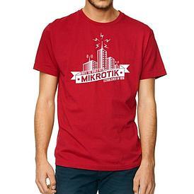 Футболка MikroTik T-shirt (XL size)