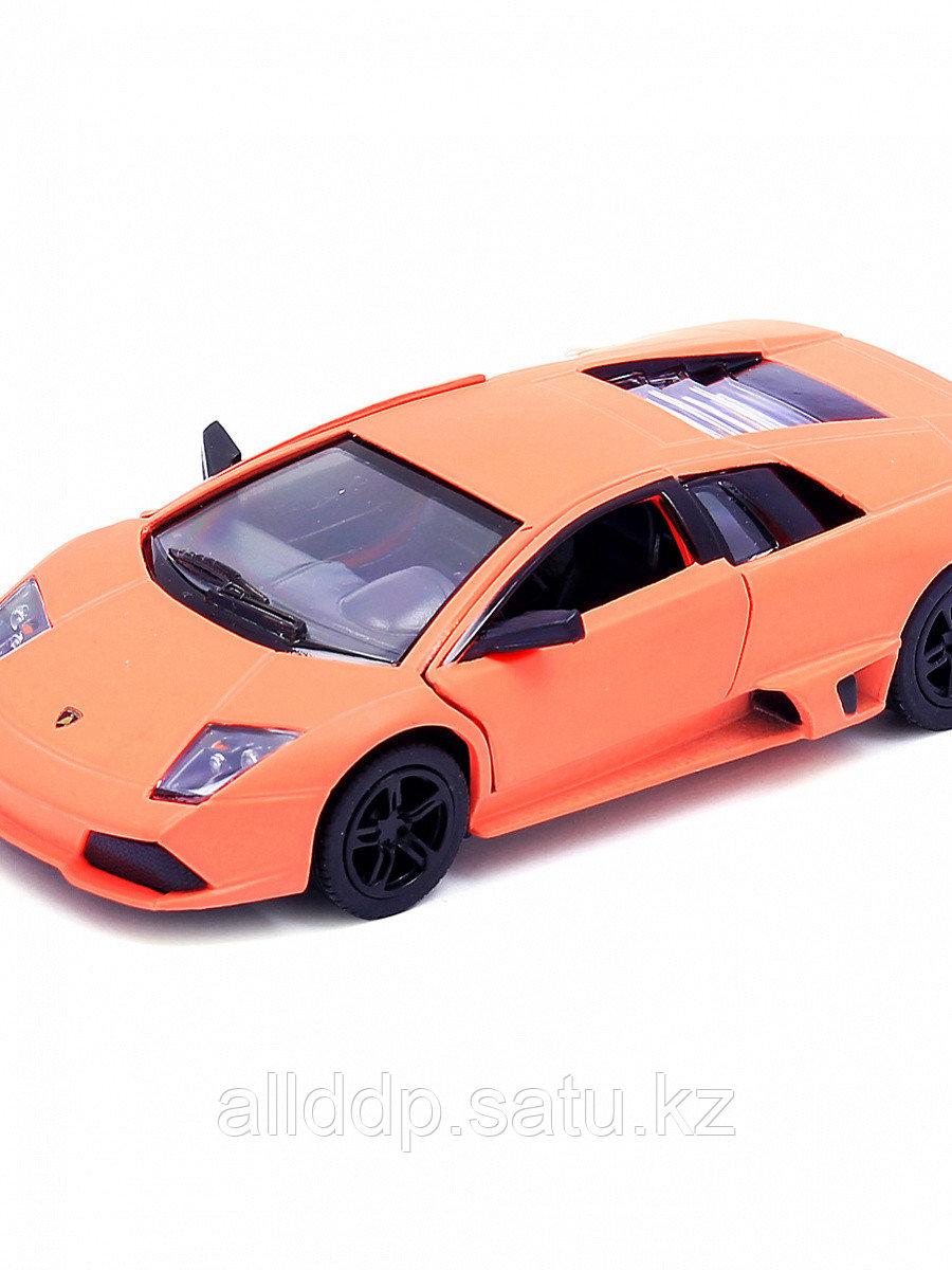 """Модель машины """"Matte Lamborghini Murcielago LP640"""" 1:36 KT5370 KINSMART"""