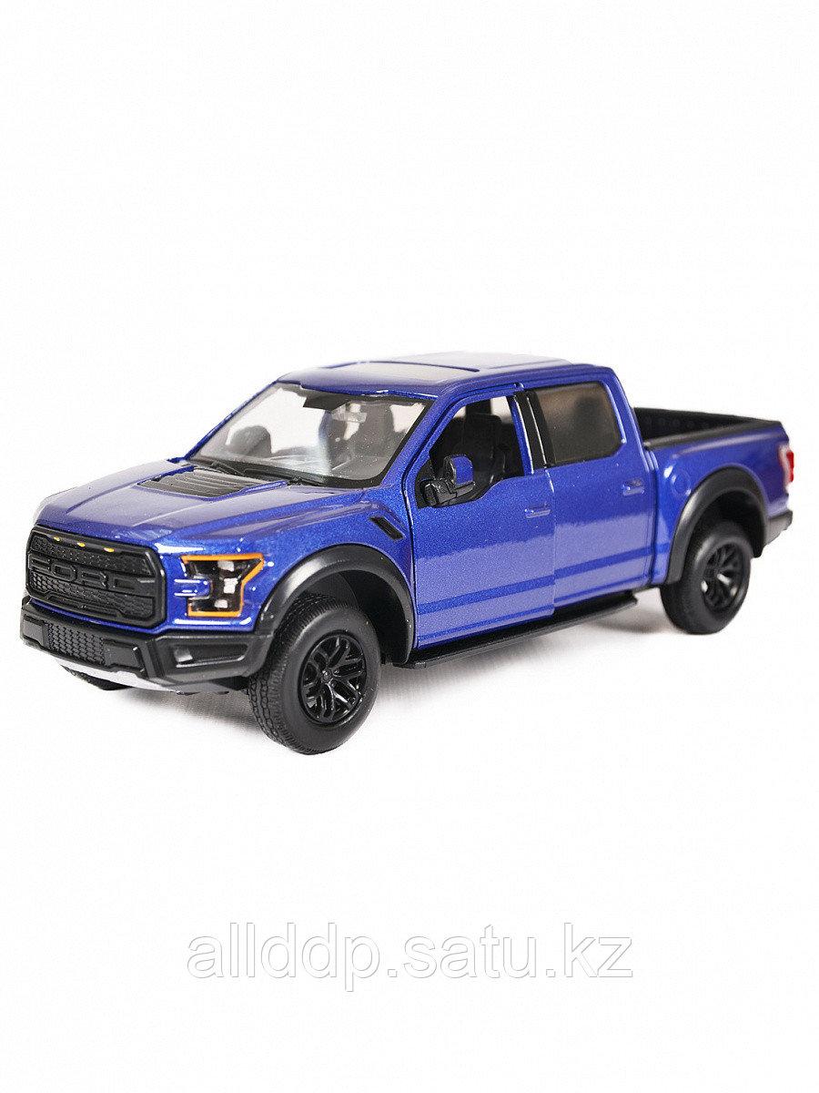 Модель машины Ford F150 Raptor 2017 1:24 79344 Motormax