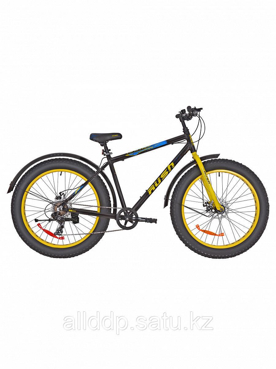 """Велосипед 26"""" TRACTION DISC AL 7ск RUSH HOUR"""