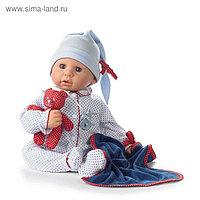 Кукла Cookie «Малыш с карими глазами», 48 см