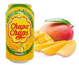 Напиток МАНГО Chupa Chups MANGO   345ml Корея (24шт-упак)