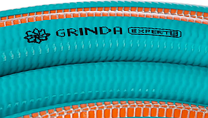 """Шланг поливочный GRINDA 1"""", 25 м, 25 атм., пятислойный, армированный, PREMIUM,  PRO Line (429007-1-25), фото 2"""