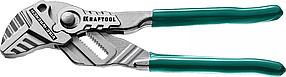 Клещи переставные KRAFTOOL 180 мм, KNIX (Vise-Wrench) (22063)