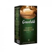 Чай черный Gf Classic Breakfast индийский, 25х2г