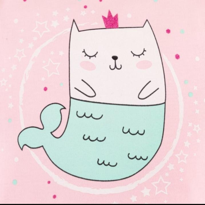 """Боди крошка """"Cat mermaid"""" №3199"""