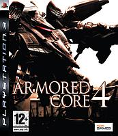 PS3 armored core 4, фото 1