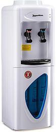Кулер для воды Aqua Work 0.7-LKR белый-черный