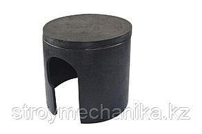 Колба резиновая (горшок, стакан) для гасителя для полусухой стяжки