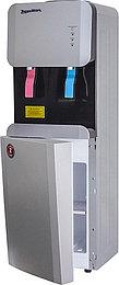 Кулер для воды Aqua Work 105-LR серебристый-черный