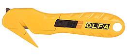 """Нож OLFA""""HOBBY CRAFT MODELS""""для хоз работ,безопасный,для вскрытия стрейч-пленки,пластиковых шинок и коробок"""