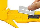 """Нож OLFA""""HOBBY CRAFT MODELS""""для хоз работ,безопасный,для вскрытия стрейч-пленки,пластиковых шинок и коробок, фото 5"""
