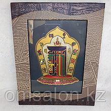 Тибетский оберег Мистическая Монограмма Калачакры, 26*21см