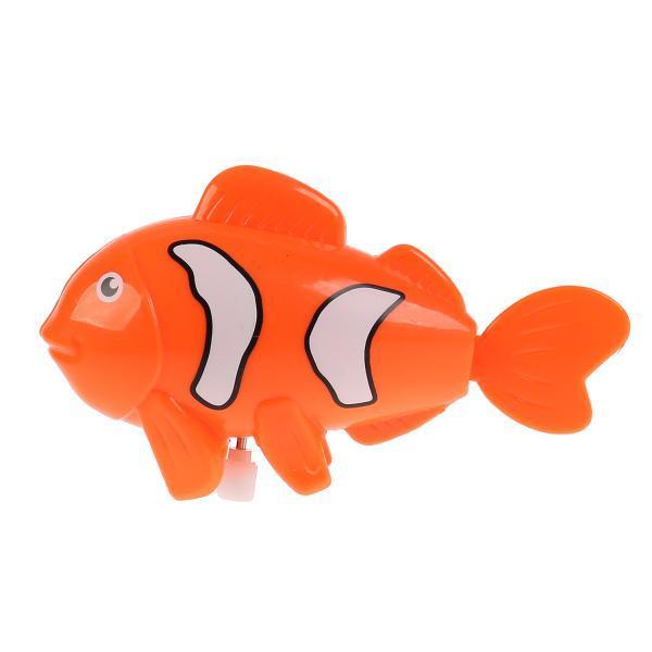 Умка Заводная игрушка для ванной «Рыбка» B1462964-R-D1